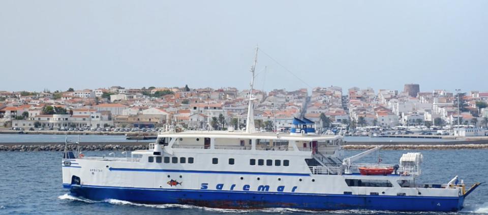 Traghetto per Carloforte